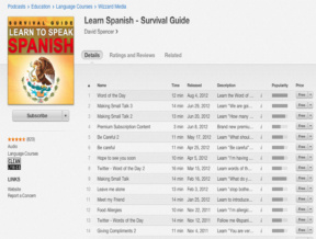 Learn Spanish Survival Guide
