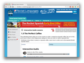 Rocket Languages Premium