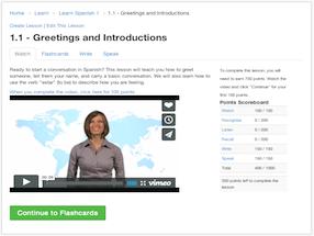 FluentU - Language Immersion Online   Learn a Language ...