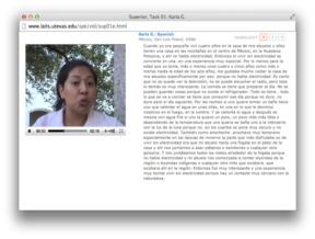 UT Austin Spanish Proficiency Exercises