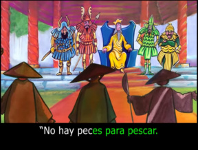 Spanish Stories in HD