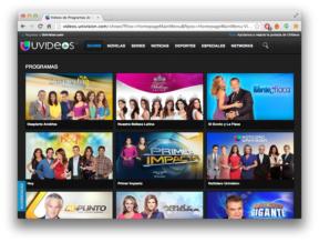 Univision Programas